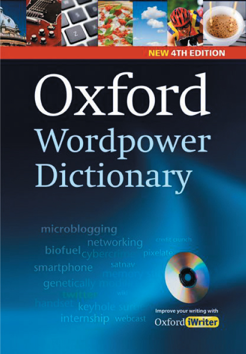 Oxford Wordpower Dictionary (Fourth edition)