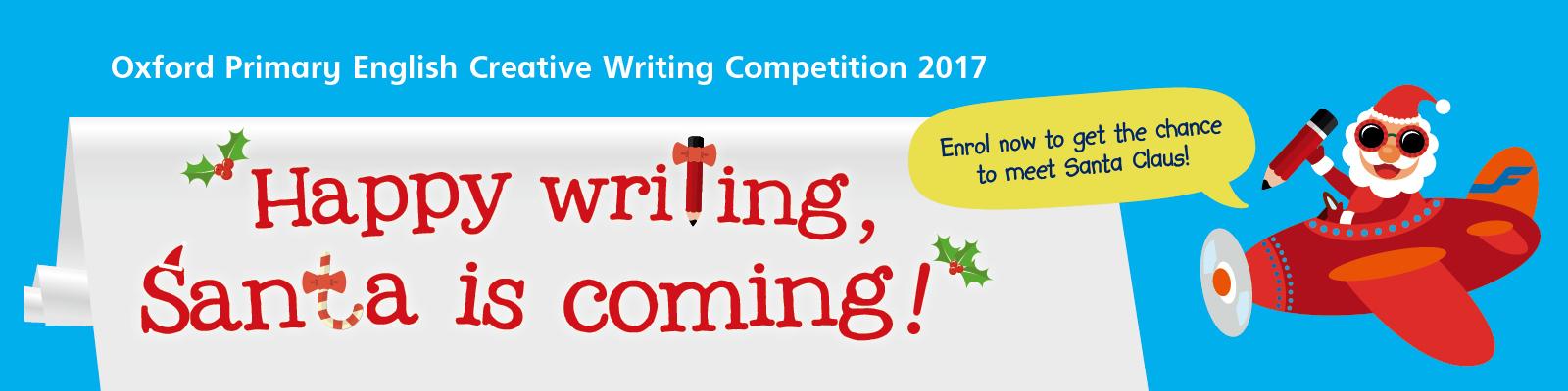 primary 1 english creative writing