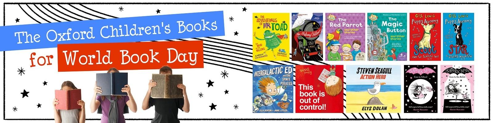 Children's books for World Book Day | Oxford University